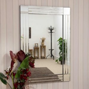 Ashwater Triple Glass Mirror 120x80cm