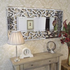 Dartmouth Ornate Venetian Mirror 150x75cm