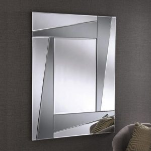 Everest Smoked Grey Mirror 122x92cm