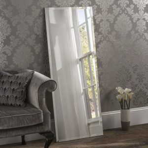 Florence Full Length Glass Mirror 152x61cm