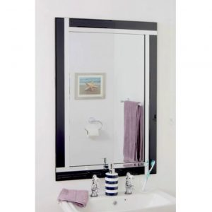Buckland Full Length Black Mirror 170x79cm