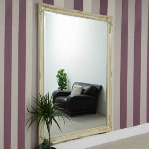 Buckland Extra Large Ivory Mirror 200x140cm