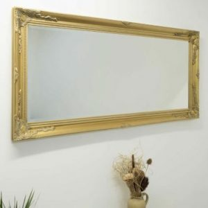 Buckland Full Length Gold Mirror 170x79cm
