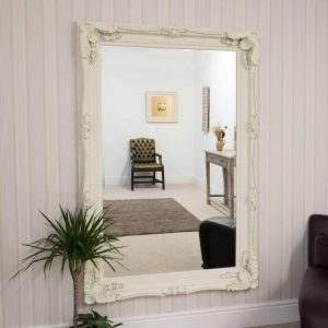 Charlton Large Cream Mirror 185x123cm
