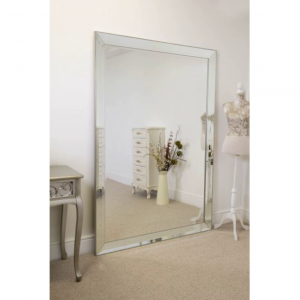 Chelsea Raised Edge Venetian Mirror 202x141cm