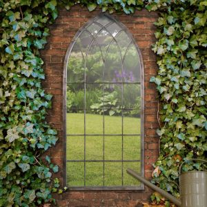 Cosmos Window Garden Mirror 161x72cm