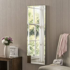 Florence Full Length Glass Mirror 122x46cm