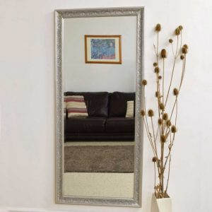 Hampton Silver Full Length Mirror 160x73cm