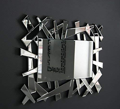 Hendon Shattered Glass Mirror 120x80cm