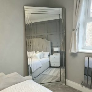 Lapford Large Glass Mirror 174x85cm