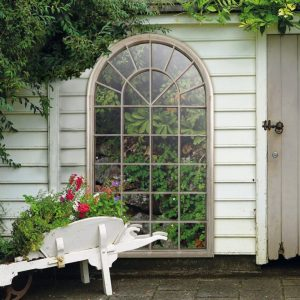 Maiden Window Garden Mirror 160x91cm