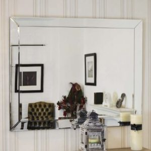 Newton Glass Wall Mirror 120x94cm