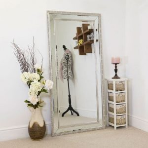 Richmond Silver Edge Full Length Mirror 170x84cm