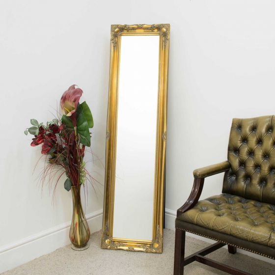 Westminster Gold Mirror (3 Options)