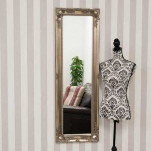 Westminster Silver Mirror (3 Options)