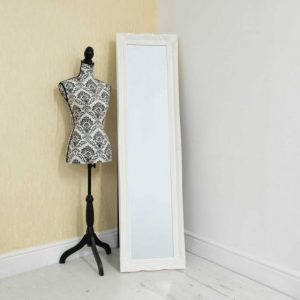 Westminster White Mirror (3 Options)